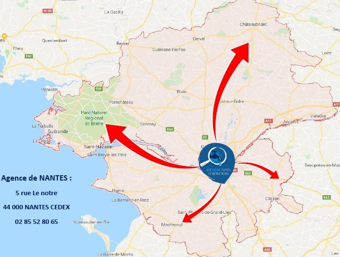 intervention fuites d'eau en Loire-Atlantique